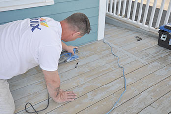 Deck Care & Maintenance