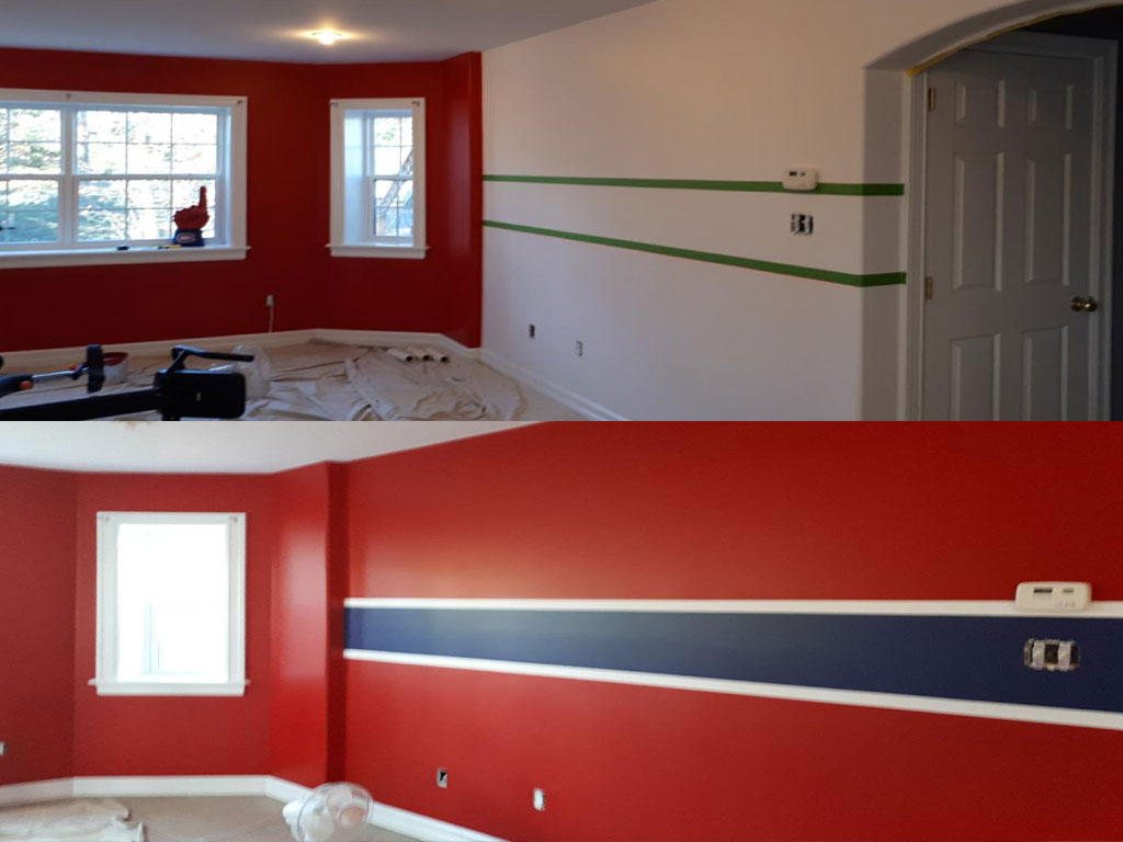 custom-sports-themed-bedroom-interior-painting – All-In Precision ...